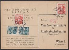 Ank 395** 2000 Kronen Blau Viererblock Top-postfrisch Hoher Katalogwert 104 Euro Österreich