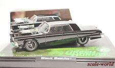 1/43 Scale model Chrysler Imperial 1965 Black Beauty (Green Hornet)