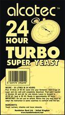 Alcotec 24 Turbo Yeast sachet.