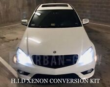 MERCEDES C-CLASS W204 HID XENON CONVERSION KIT UPGRADE CANBUS PRO 6000k