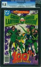 Green Lantern #100 CGC 9.8 DC 1978 1st Air Wave II! Key Book! WP! JLA! L5 912 cm