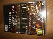 Secrets of the Vatican- The Holy Lance PC Mac