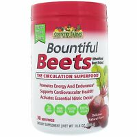 Country Farms  Bountiful Beets  The Circulation Superfood  Delicious Natural
