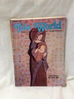 vintage Tole World Magazine Patterns fine art decorative Painting December 1980