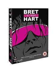 WWE Bret Hitman Hart - The Dungeon Collection [3x DVD] *NEU* DEUTSCH