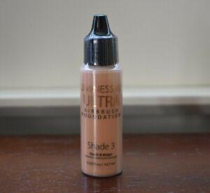 New Luminess Air Airbrush Makeup Ultra Foundation Shade 3 .50 fl oz