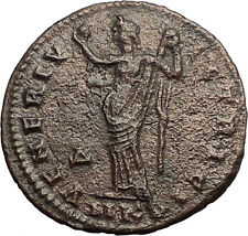 Galeria Valeria Daughter of Diocletian 308AD Big Ancient Roman Coin VENUS i57451