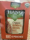 Seeds of Change Certified Organic Quinoa & Brown Rice with Garlic(8.5oz., 6pack)