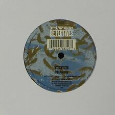 """THE RIVER DETECTIVES 'CHAINS' UK 7"""" SINGLE"""
