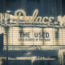 Live and Acoustic at the Palace [LP] by The Used (Vinyl, Apr-2016, 2 Discs, Hopeless Records)