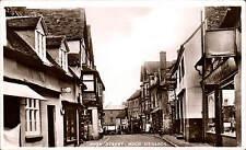 Much Wenlock. High Street in Princess Series.