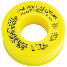 Gas PTFE Tape Non-Adhesive Thread & Compression Joint Seal British Standard