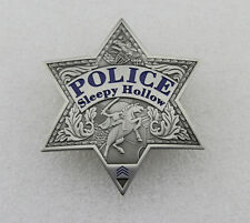 us TV series sleepy hollow badge officer badge