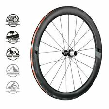 Vision SC55 TL Carbon 700c Clincher Rim brake Wheelset Shimano 11 spd