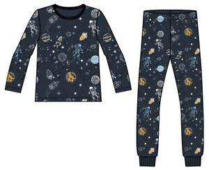 110-164 NKMNIGHTSET GREY MEL FOOTBALL Pyjama Name it Jungen Schlafanzug lang Gr