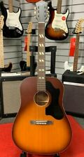 Recording King Dirty 30s Series 7 Dreadnought Acoustic RDS-7-TS, TSB