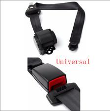 Car Truck Pickup Automatic Retractable 3 Point Safety Seat Belt Lap Seatbelt