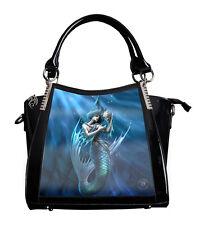 Anne Stokes Handbag Sailor Ruin Fairy 3D Black Fantasy Goth Lenticular Bag