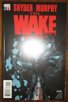 The Wake DC Vertigo Part One Scott Snyder Sean Murphy 2014 Horror SCI FI Batman