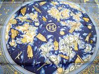 """Hermès Foulard/Carré/Scarf """"www.Hermès.com"""""""