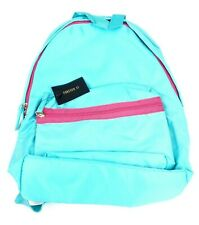 Mini Forever 21 Backpack Mint Green / Pink New Small Bag