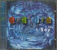 """ERASURE """"I Say, I Say, I Say"""" CD-Album"""