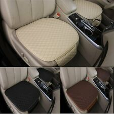 Car Non-Slip Front Seat Cover Soft Breathable Pad Mat Protector Chair Cushion