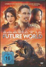 Milla Jovovich, Lucy Liu, James Franco: FUTURE WORLD