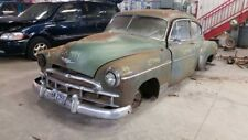 49 CHEV PASS. FRONT LEFT SPINDLE KNUCKLE BARE 172546