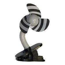 DreamBaby T02 Stroller Fan - Silver Black
