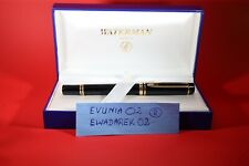 Waterman LeMan 100, FP, Black, Gold M 18K Nib, Box, Rare