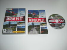 Rescue Pilot Mission Pack PC DVD ROM Add-On Flugsimulator SIM X FSX