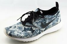 Nike Size 7.5 M Gray Lace Up Running Fabric Wmn Shoe
