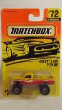1996 Matchbox Chevy 1500 Pick Up Truck # 72 of 75 Vehicles