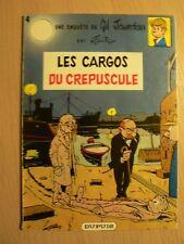GIL JOURDAN-LES CARGOS DU CREPUSCULES-N° 4 -TILLIEUX-1976-REEDITION