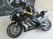 James Ryman Nemesis Now Speed Reaper  Biker  On Mororbike Boxed