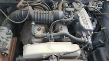 81 Fiat 124 Spider 2.0 Engine Motor Assembly with manual transmission used
