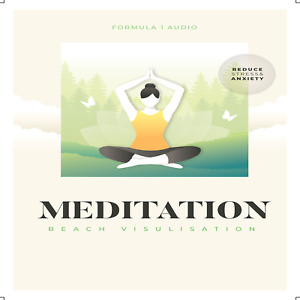 Guided Meditation CD for the Relief of Stress & Anxiety