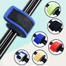 10x Reusable Fishing Rod Tie Holder Strap Fastener Ties Fishing Tools Supply JO