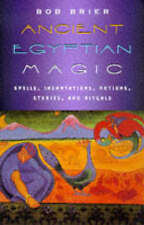 Ancient Egyptian Magic by Bob Brier #31796 U