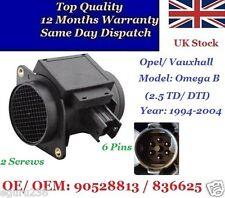 AIR FLOW SENSOR Vauxhall/ Opel/ Omega B 2.5 TD/ DTI 90528813 / 836625/ 8 36 625