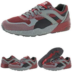 Puma Mens R698 Splatter Trainers Comfort Running Shoes Sneakers BHFO 8802