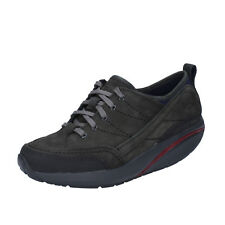 womens shoes MBT 3,5 (EU 36) sneakers black nabuk performance BT96-36