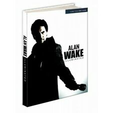 Alan Wake Illuminated Collectable Hardcover game artbook