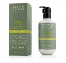 Crabtree & Evelyn Pear & PInk Magnolia Uplifting Body Lotion Cream 8.5 oz New