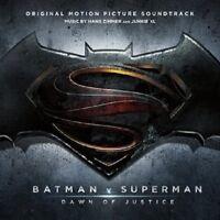 HANS ZIMMER - BATMAN V SUPERMAN: DAWN OF JUSTICE/OST  CD NEUF ZIMMER,HANS
