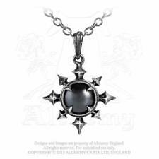 Gothic Chaosstern Anhänger Amulett Talisman Chaos Halskette WGT ALCHEMY P501