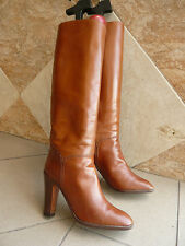 """Boots Vintage 1982 """" Gold """" - Charles Jourdan (A) T.37"""