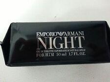 Emporio Night Giorgio Armani 1.7oz EDT Spray Men - Sealed Box