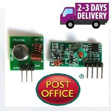 RF inalámbrica kit transmisor y receptor de enlace módulo 433Mhz Para Control Remoto